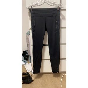 Lululemon Tights With Pockets!